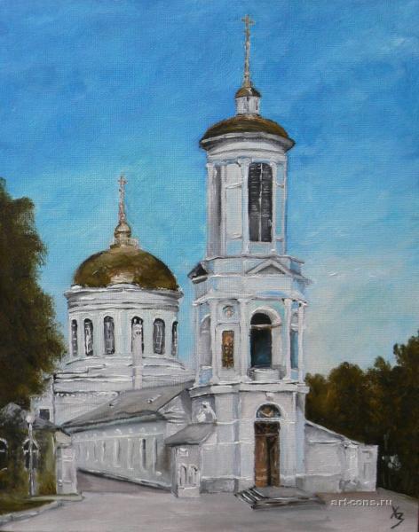 Православный храм, Воронеж