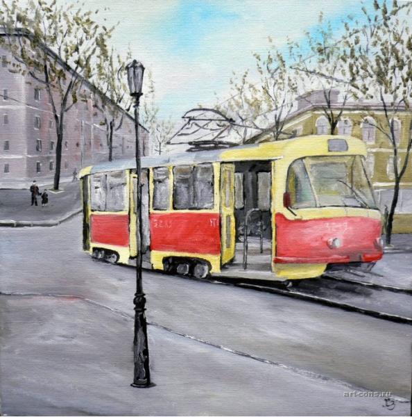 художник Ходоренко-Затонский