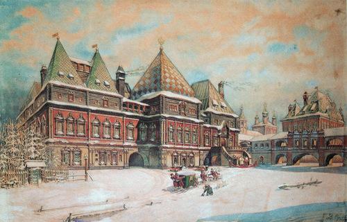 Реконструкция первоначального облика Дмитрием Суховым.
