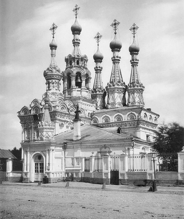 Фотография 1880-х годов.