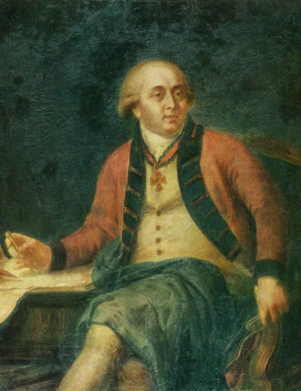 Какой архитектор изображен на портрете работы С. С. Щукина?