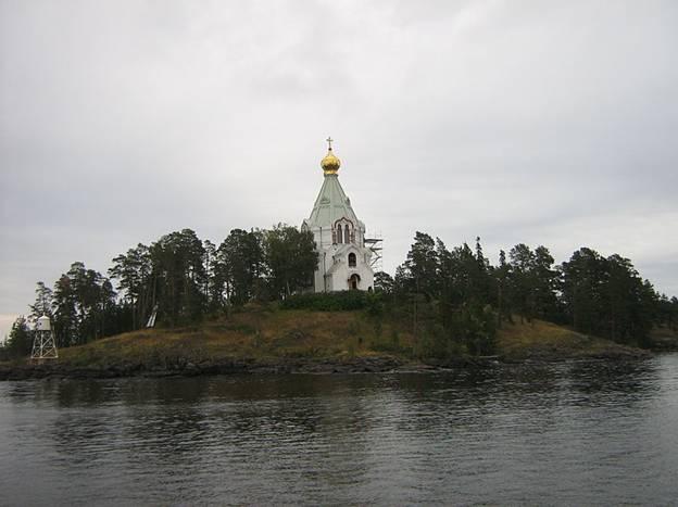 Никольского скит Валаамского монастыря.