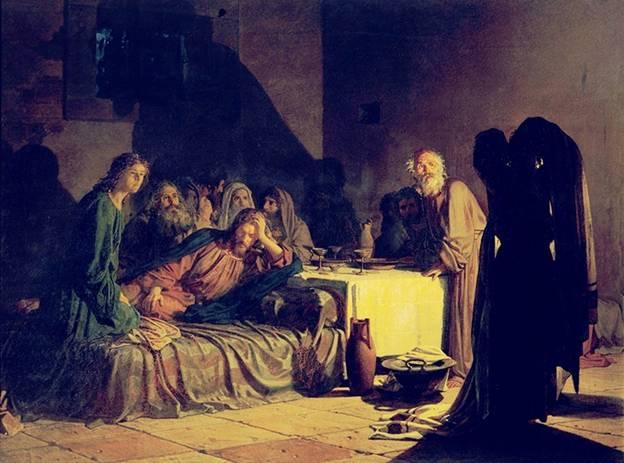 Кто автор картины «Тайная вечеря»?