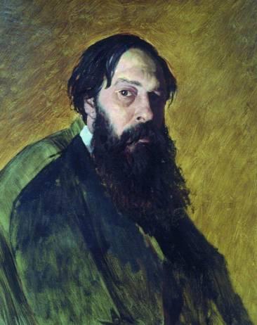 Чей портрет кисти В. Г. Перова 1878 года создания?
