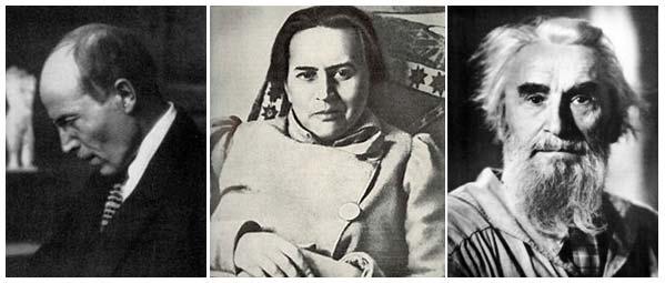 Фото которого из скульпторов конца XIX - начала XX века здесь  нет?