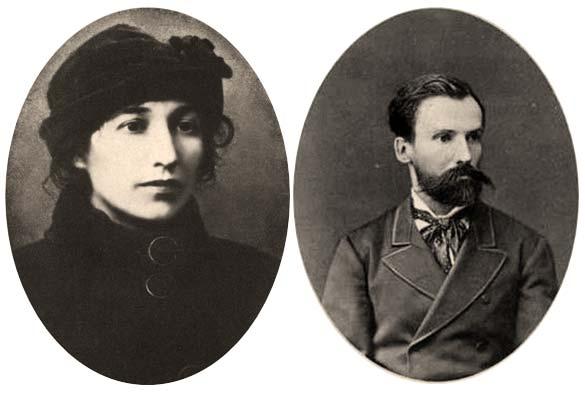 Кем приходится Зинаида Серебрякова Евгению Лансере?